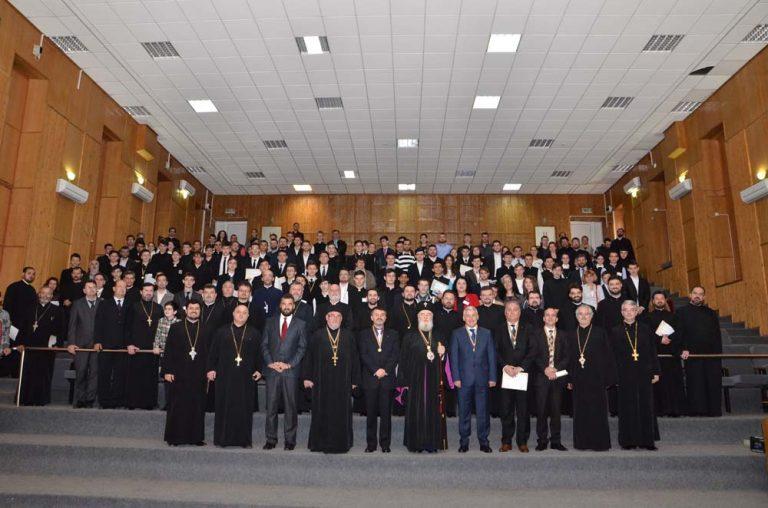 Read more about the article LA TÂRGOVIȘTE, CEREMONIA DE ÎNCHIDERE A OLIMPIADEI NAȚIONALE DE RELIGIE