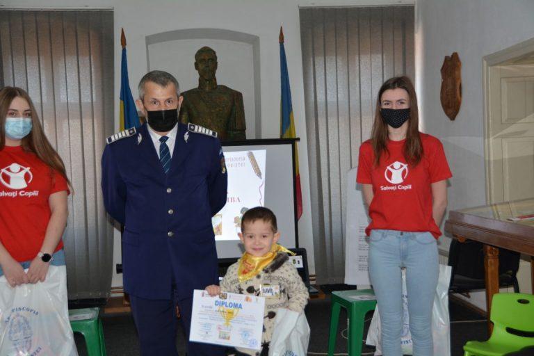 ARHIEPISCOPIA TÂRGOVIȘTEI ȘI POLIȚIA ROMÂNĂ ÎMPREUNĂ PENTRU EDUCAȚIA CELOR MICI