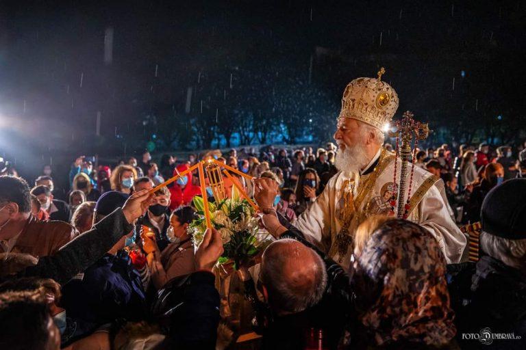 ÎNVIEREA DOMNULUI LA CATEDRALA DIN TÂRGOVIȘTE – 2021