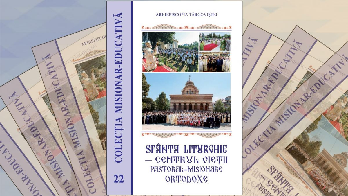 You are currently viewing Broșura misionară SFÂNTA LITURGHIE –  CENTRUL VIEȚII PASTORAL-MISIONARE ORTODOXE