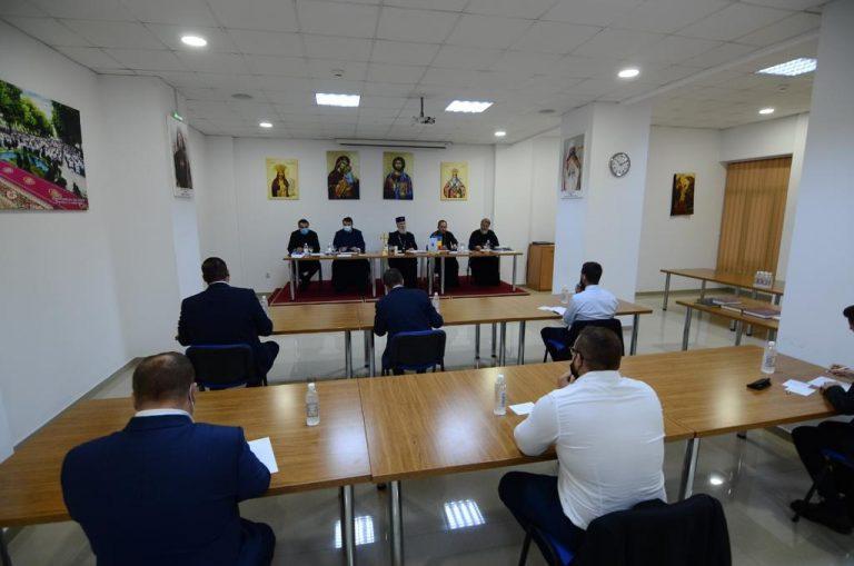 Read more about the article SESIUNEA DE TOAMNĂ A EXAMENULUI DE CAPACITATE PREOŢEASCĂ ÎN ARHIEPISCOPIA TÂRGOVIȘTEI 2021