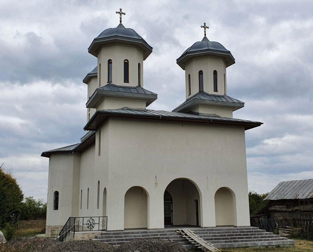 You are currently viewing LICITAȚIE PENTRU PICTURĂ LA NOUA BISERICĂ DIN PAROHIA DOBRA, PROTOIERIA TÂRGOVIȘTE SUD